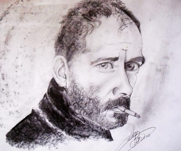 Jean-Pierre Darroussin by kathy